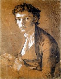 Self Portrait von Philipp Otto Runge