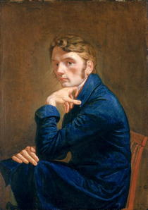 Self Portrait by Philipp Otto Runge