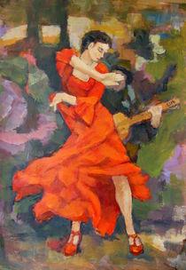 Tanz 2 von alfons niex