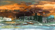 Sunset 57 von Miki de Goodaboom