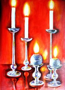 Kerzenleuchter von Irina Usova