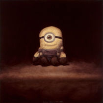 no.758 (Minion) by David Dalla Venezia