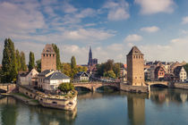 Straßburg Panorama by Torsten Wattenberg