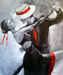 Our tango by Olha Darchuk