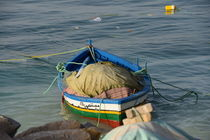 Fischerboot von André Pfomann
