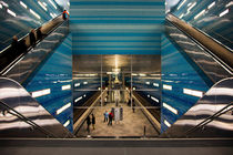 U-Bahnstation von André Pfomann