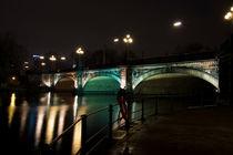 Lombardsbrücke von André Pfomann