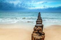 Wellenbrecher von Sandro Mischuda