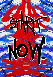 Start Now by Vincent J. Newman