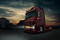Volvo Truck von Stephan  Nagy