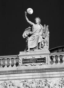 Apollon reaches for the moon von Leopold Brix