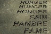 Hunger von André Pfomann