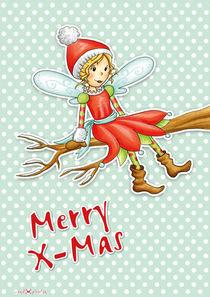 Weihnachtsfee Rosalie Merry X-Mas von Gosia Kollek