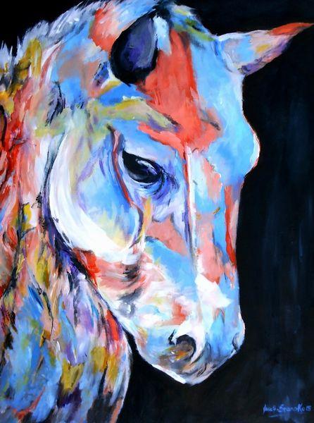 Graceful-horse