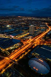 München von oben #3 by Ive Völker