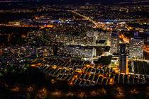 München von oben #4 von Ive Völker
