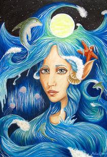 Sea by dreamtimeart