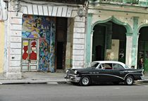 Cuba - La Habana by Tania Yoko