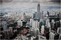 Kuala Lumpur Skyline by Ralf Ketterlinus
