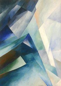 Walls of light von Martina André