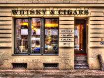 Whisky & Cigars by bagojowitsch