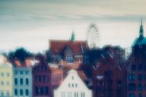 Riesenrad Lübeck by Ruby Lindholm