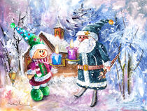 Second Advent For Truffle McFurry by Miki de Goodaboom