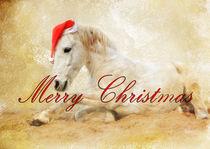 Weihnachtskarte 1 by artfulhorses-sabinepeters