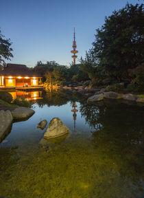 Teehaus Planten un Bloomen Hamburg von Jan Butzkies