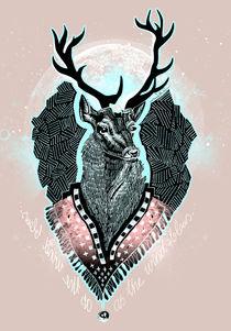 Suyumbike-deer