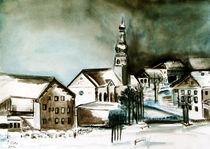 Winter in Bayern von Irina Usova
