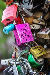 Love You Lock by kru-lee