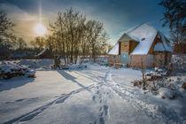 ... winter in niedersachsen von Manfred Hartmann