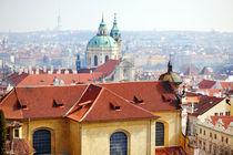 View of Prague from Hradcany von tanialerro