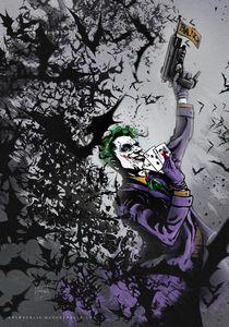 the Joker von Panagiota Tsimpalidi