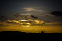 Sonnenuntergang von Simone Rein