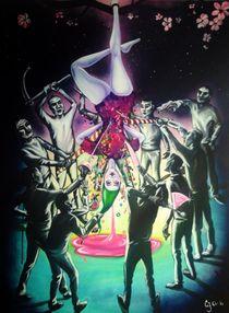 THE HUMAN PINATA von charlotte oedekoven