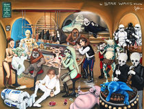 THE STAR WARS HANGOVER by charlotte oedekoven