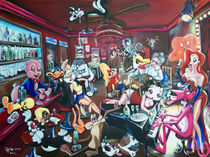 THE LOONEY TUNES HANGOVER by charlotte oedekoven