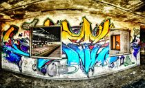 Lost Graffiti by Susanne  Mauz