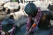 Hawaiian Statue  von Susanne  Mauz