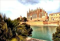 Stadtbilder  Mallorca Kathedrale von bilddesign-by-gitta