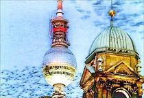 Stadtbilder  Berlin Funkturm von bilddesign-by-gitta