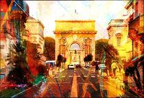 Stadtbilder Paris Arc de Triomphe von bilddesign-by-gitta