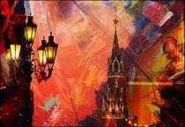 Stadtbilder  Moskau von bilddesign-by-gitta