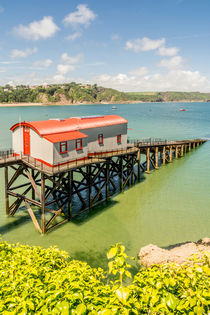 Old-lifeboat-station-tenby-pembrokeshire