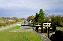 Fradley Middle Lock No. 18 von Rod Johnson