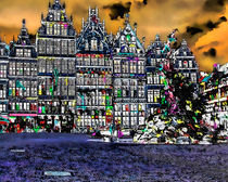Twilight Guildhouses by GabeZ Art