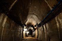 Dark Tunnel by sigursson