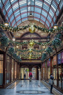 Christmas Arcade by David Pringle